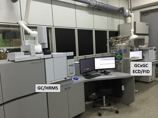 이차원 가스크로마토그라피 / 고분해능질량분석 시스템 대표 이미지